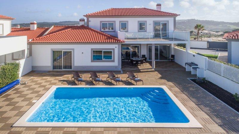 Villa Del Rey II, location de vacances à Peniche