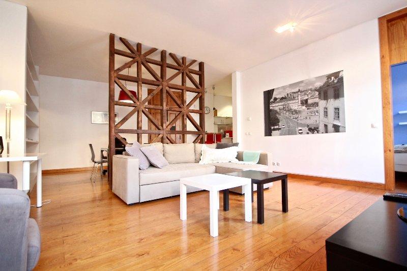 Riffer Apartment, Baixa, Lisbon Has Cable/satellite TV and