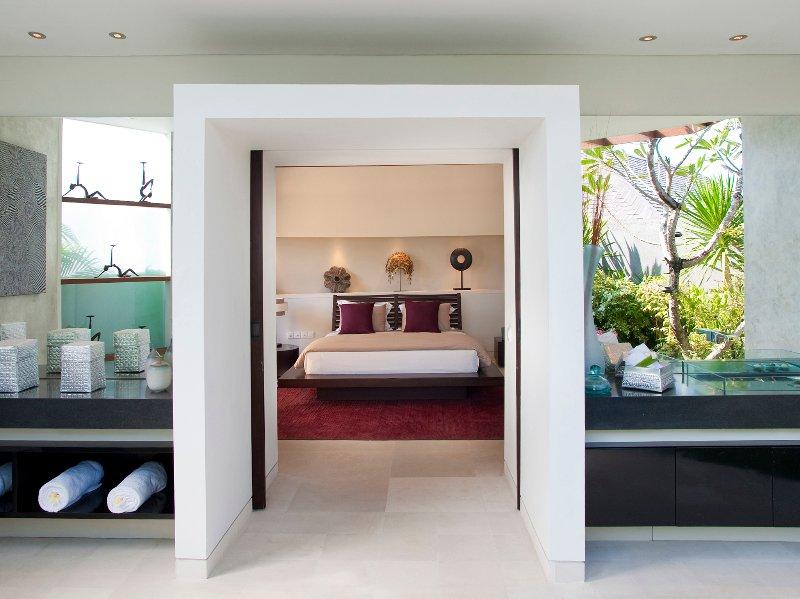 Le Layar - 3 chambres - Chambre et salle de bains