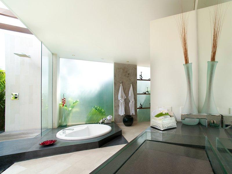 Le Layar - 3 chambres - salle de bain