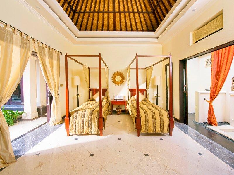 Villa Ylang Ylang - North eastern bedroom