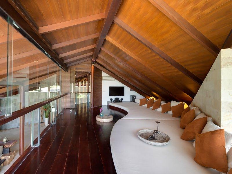 Layar - 4 camere da letto - Al piano superiore zona di seduta