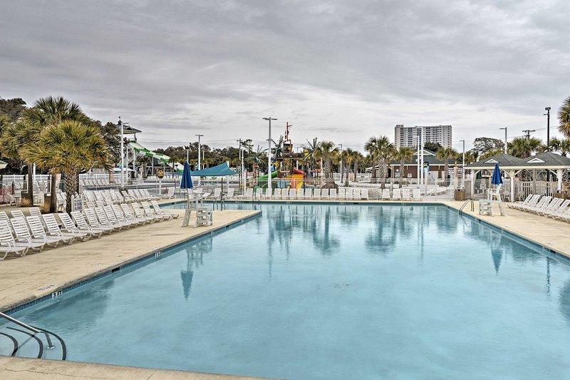 Goditi l'accesso a una serie di servizi in stile resort!