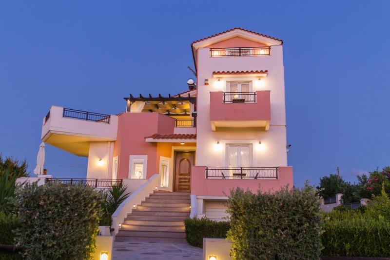 Villa Faye, vacation rental in Stavromenos Rethymnis