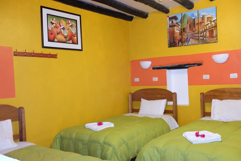 Ollantaytambo Inn, the most relaxing and spiritual place., vacation rental in Aguas Calientes