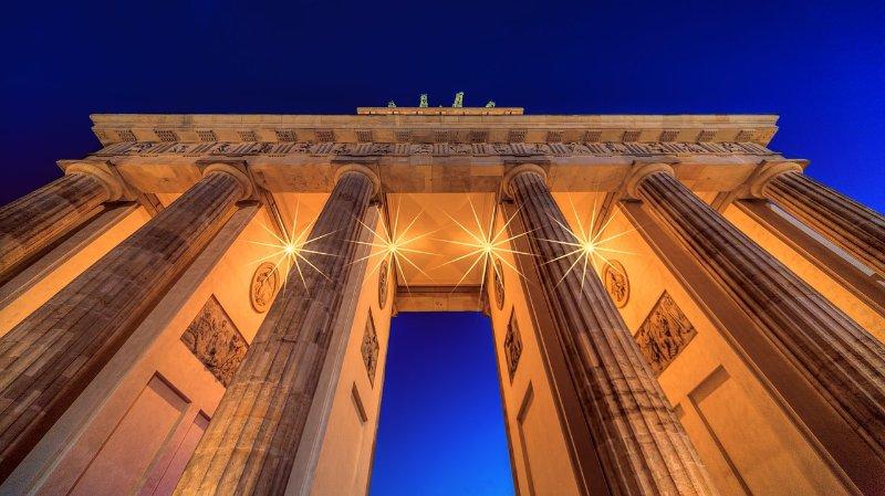 portão Brandenburg