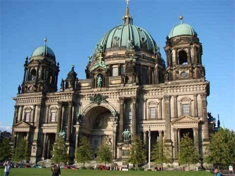 Berliner Dom 10min de distância