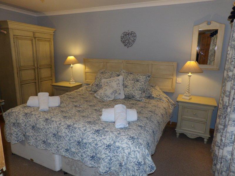 Parsnip Place Bedroom