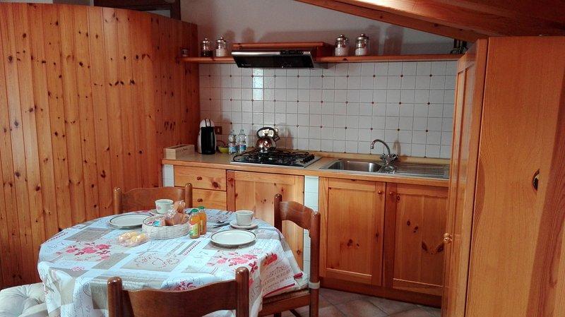 sweet home, holiday rental in Zambla Alta