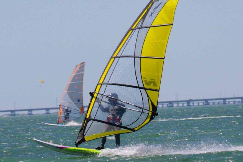 ¡Aquí el viento es perfecto para practicar windsurf, kitesurf o volar una cometa!