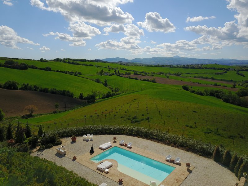 Relais Il Margarito - 'La Rosa Imperiale', vacation rental in Sambucheto