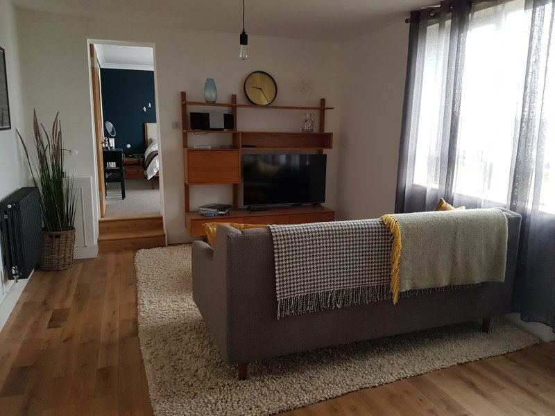 The Hideaway at Craufurd House, holiday rental in Badwell Ash
