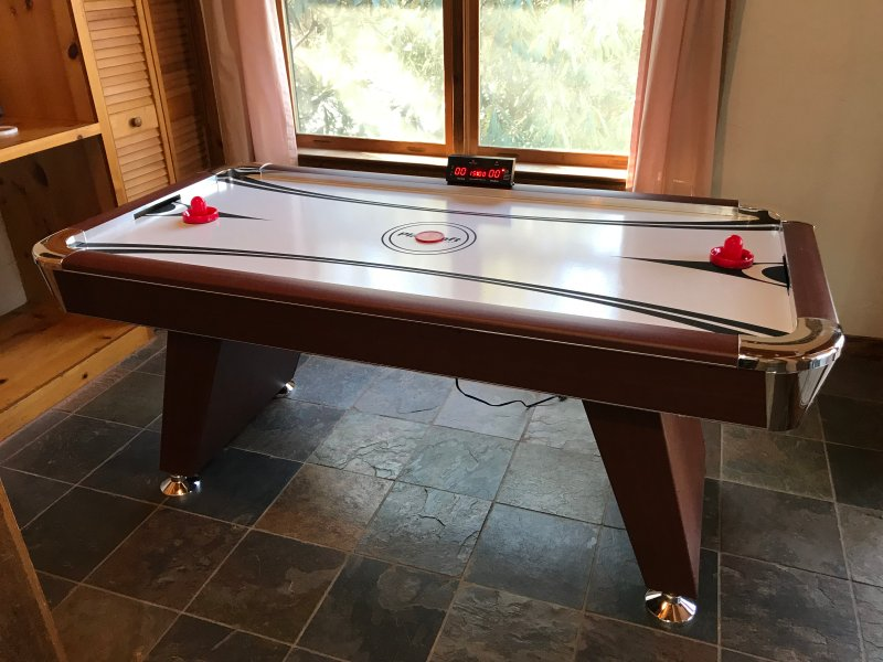 #gametable Air Hockey Tabla