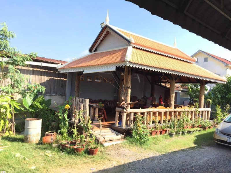 Family's Guest House, holiday rental in Battambang