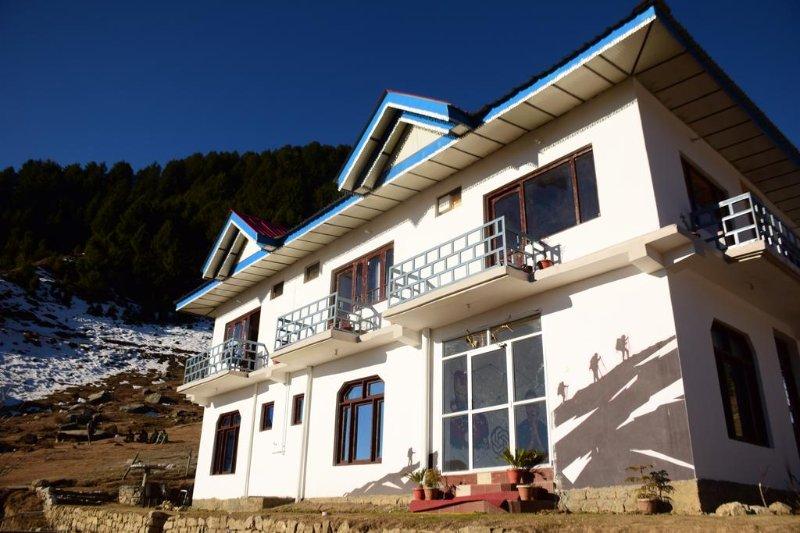Ishant Guest House Rajgunda, alquiler de vacaciones en Kangra District