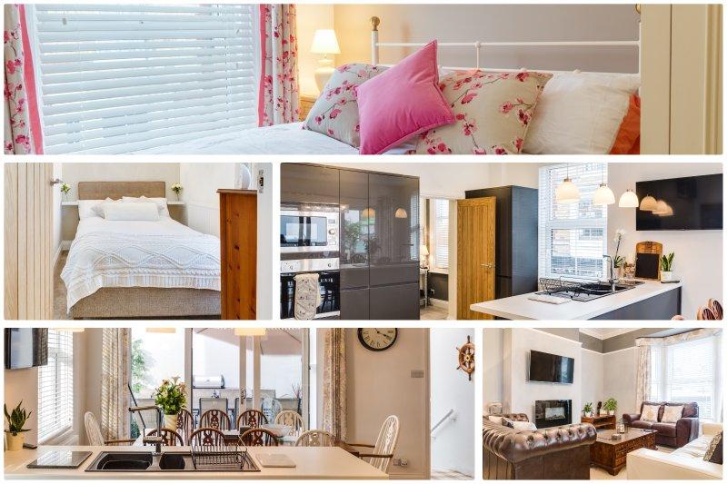 The Hopecliffe Apartment, Filey. 2 Minutes from the beach!, location de vacances à Scarborough District