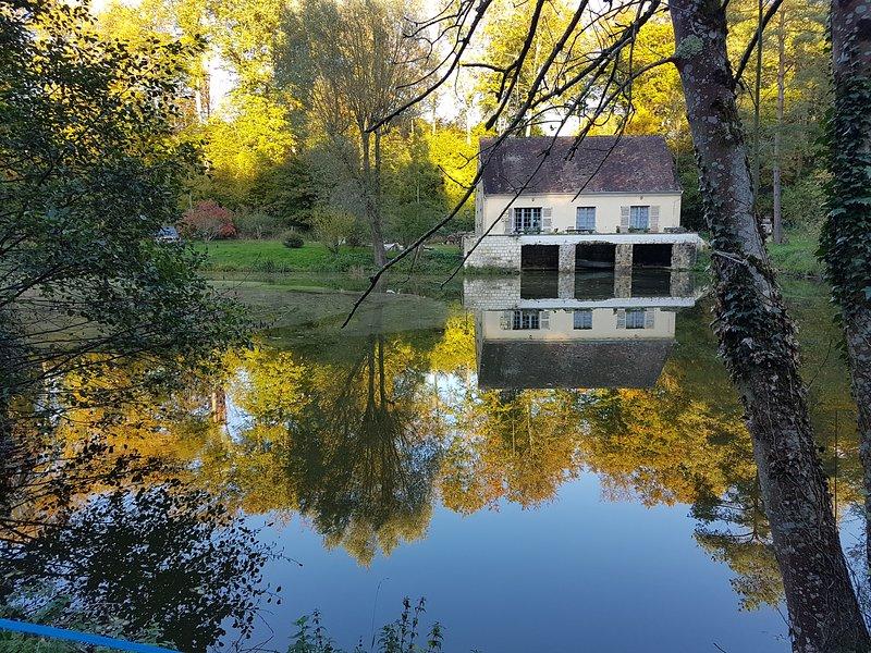 Gîte, holiday rental in Pronleroy