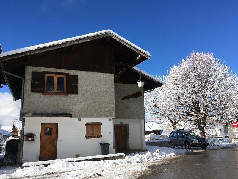 Le Vernay Chalet (apartment on 1st floor)