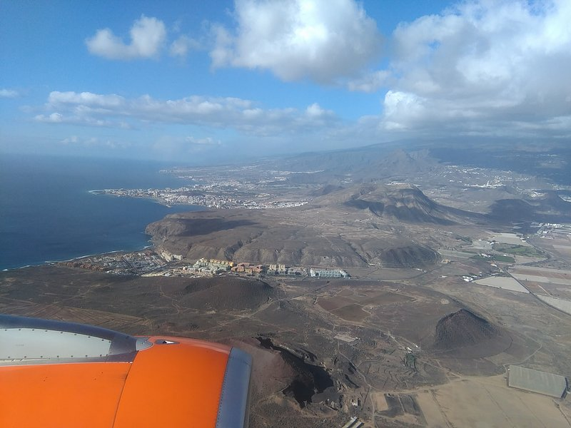 Welcome to Tenerife !