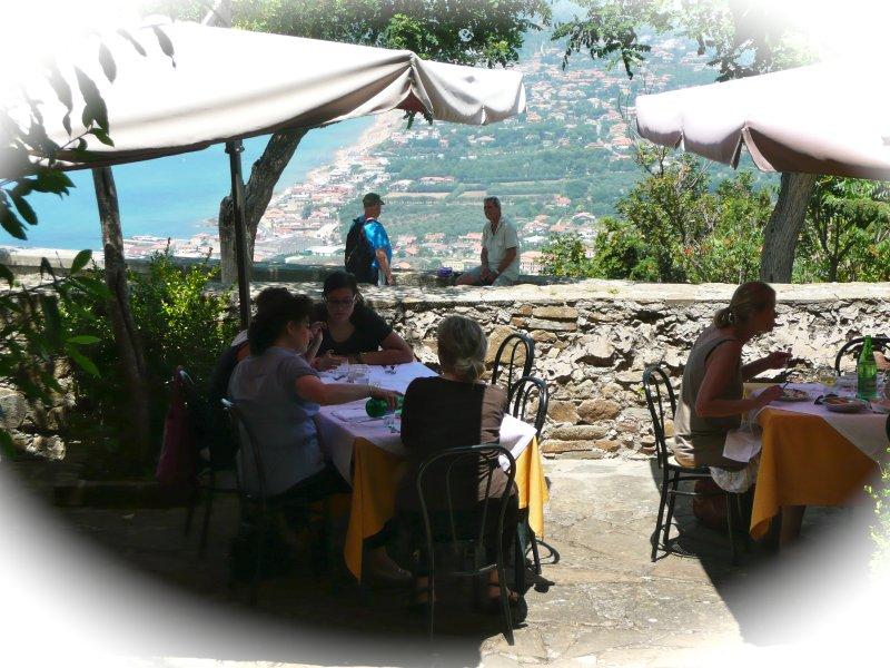 Castellabate restaurant