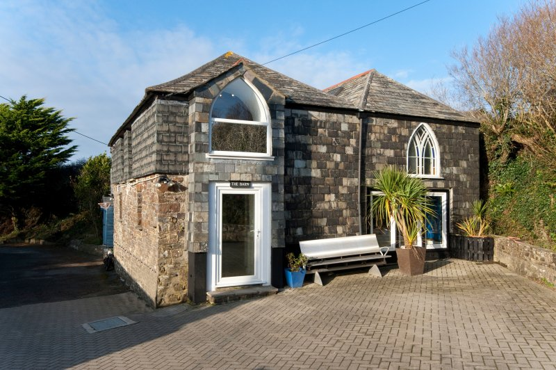 The Barn,  Cleave Farm Cottages, Crackington Haven, North Cornwall, vacation rental in Crackington Haven