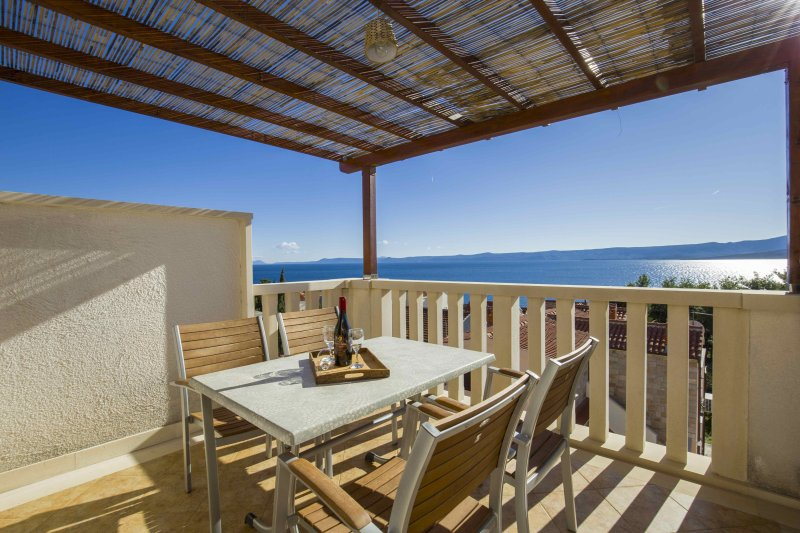 Villa Sany -Blue, vacation rental in Murvica