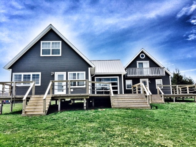 Saltscapes Beach House, vacation rental in Ellerslie