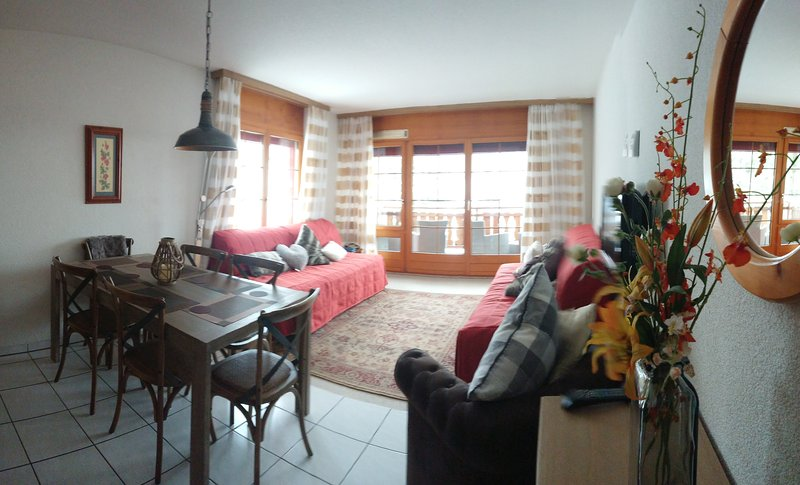 Les Naturelles, vacation rental in Susten