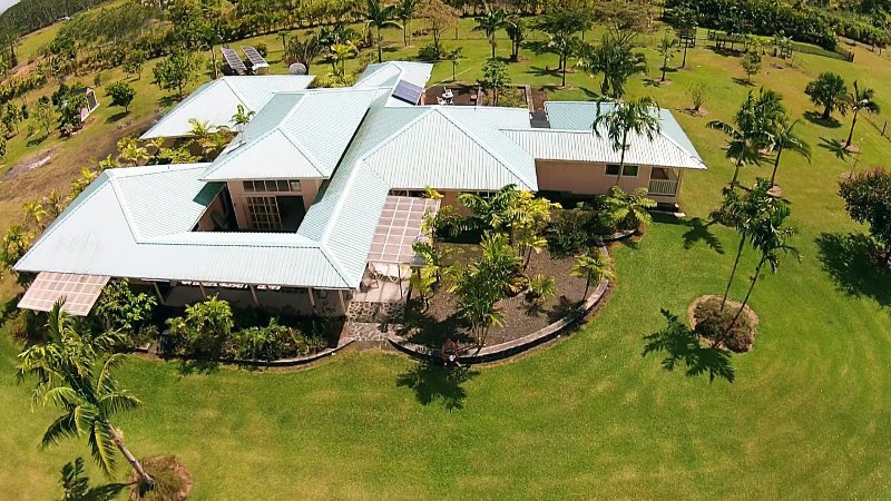 Majestic Volcano Villas (TM), holiday rental in Island of Hawaii