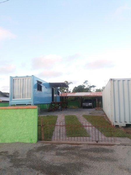 Fassade des Hauses!