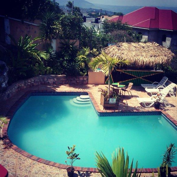 segredo mais bem guardado da Jamaica, uma casa longe de casa.