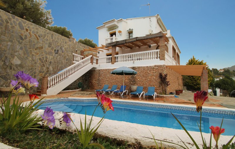 1055 Villa Cerrillo, holiday rental in Nerja