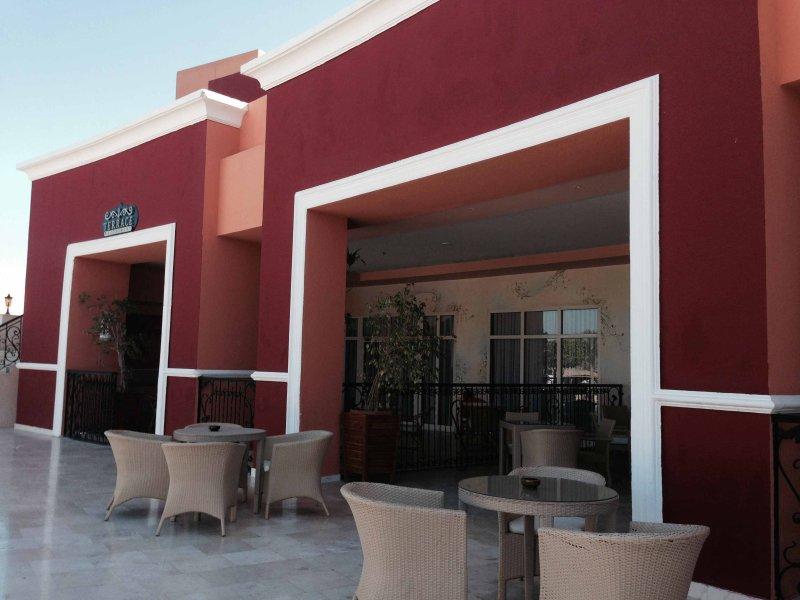 AMWAJ HOTEL TERRACE