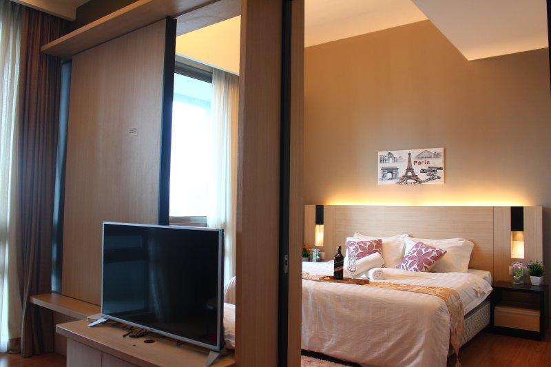 LTS Homestay at Swiss Garden Residences, vakantiewoning in Kuala Lumpur