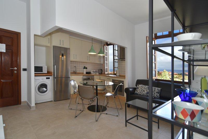 La Casa Verde A07 con terraza 60 m2, vacation rental in Puerto de la Cruz