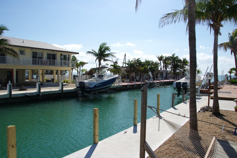 Ocean Views, 75ft of dock space