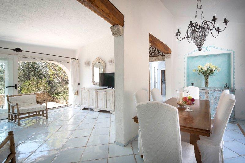 Le case di Capriccioli - Casa Padronale, holiday rental in Porto Cervo