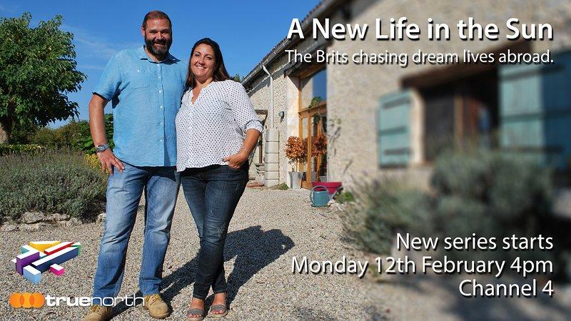El placer de ser presentado en la nueva serie de una nueva vida en el Sol!