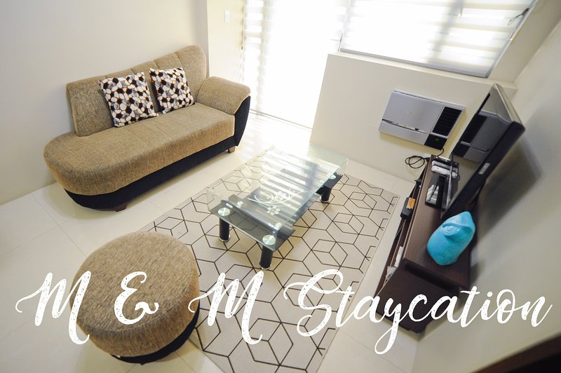M & M Staycation by Mai, vacation rental in Pasay