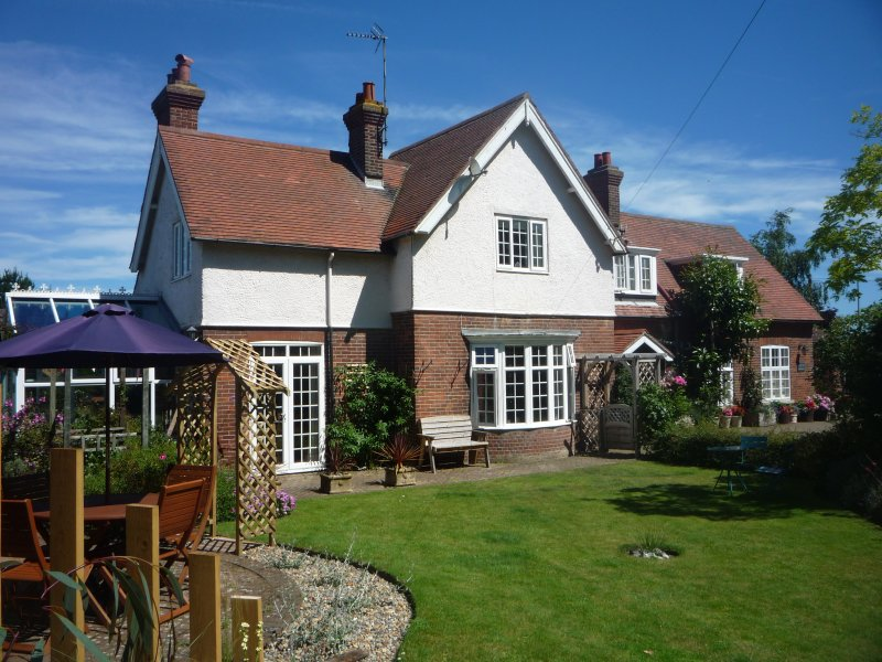 Magnolia Cottage, Sheringham, on the beautiful North Norfolk coast.