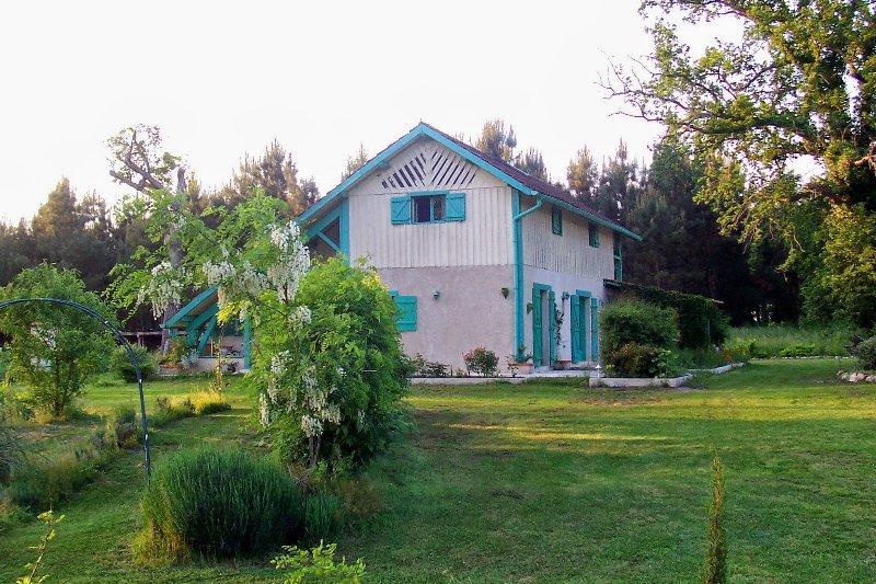 Les Hôtes Landes (Ch Jaune), holiday rental in Saint-Gor