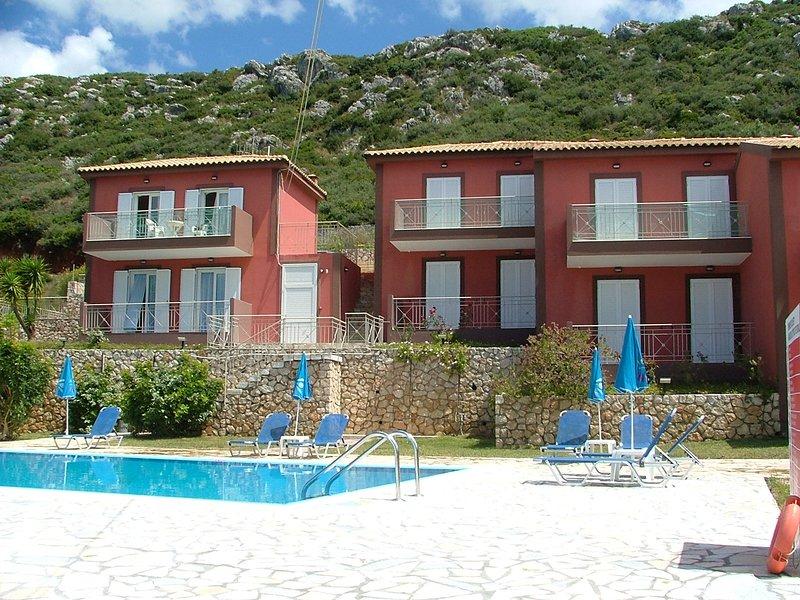 Aggelatos Villas #5, Ferienwohnung in Lassi