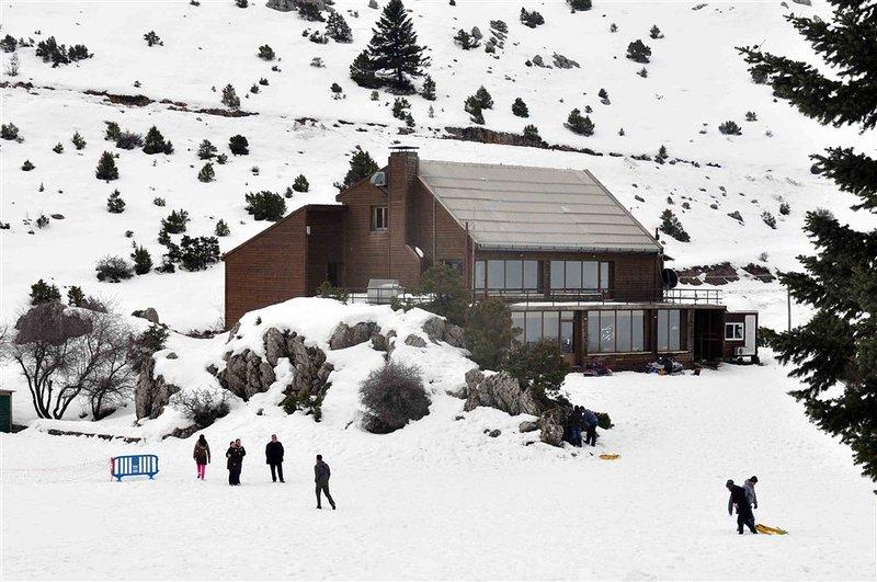 Mainalo Ski Center