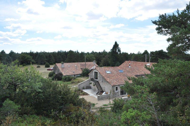 Gîte de Jassenove, holiday rental in Saint-Jean d'Alcas