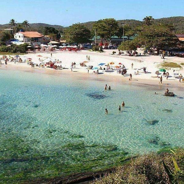 Flat maravilhoso localizado no Braga. Melhor localização de Cabo Frio., location de vacances à Sao Pedro da Aldeia
