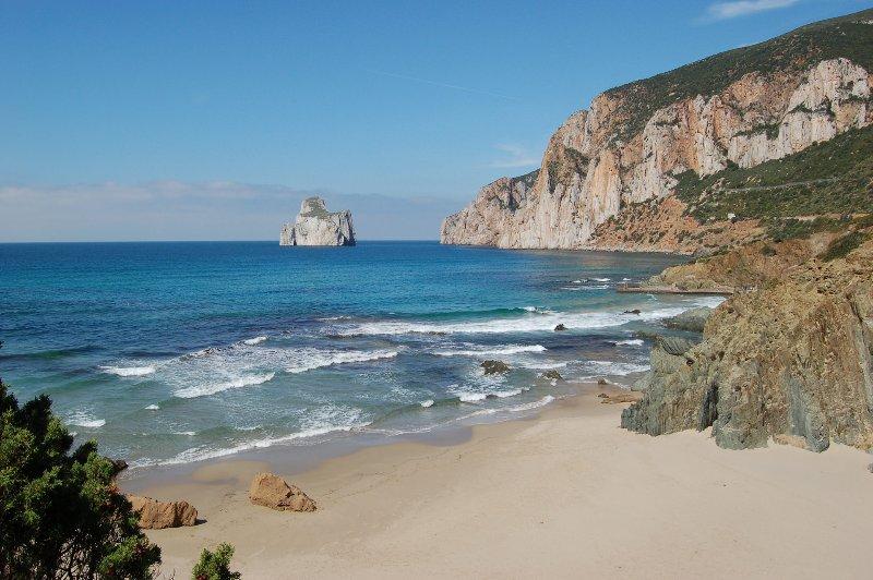Masua Beach (4.7 km) - Masua Beach (4.7 km)