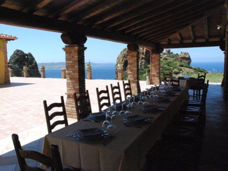 View from the restaurant - utsikten från restaurangen