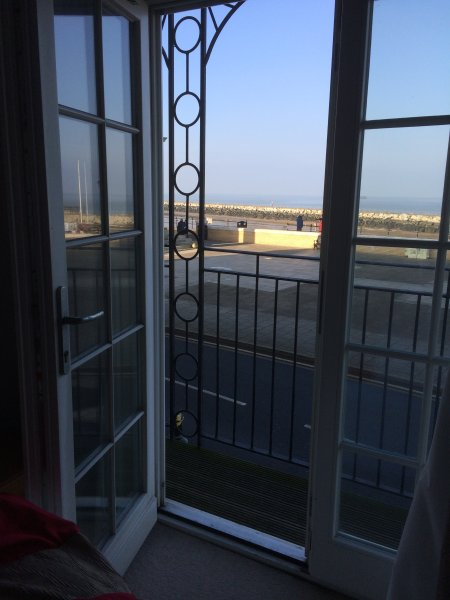 Seaview from Master Bedroom