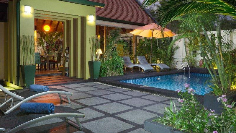 Romantic Hideaway Villa