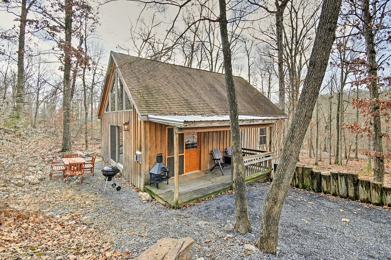 Updated Luray Cabin Near Dwtn Shenandoah River Updated 2019